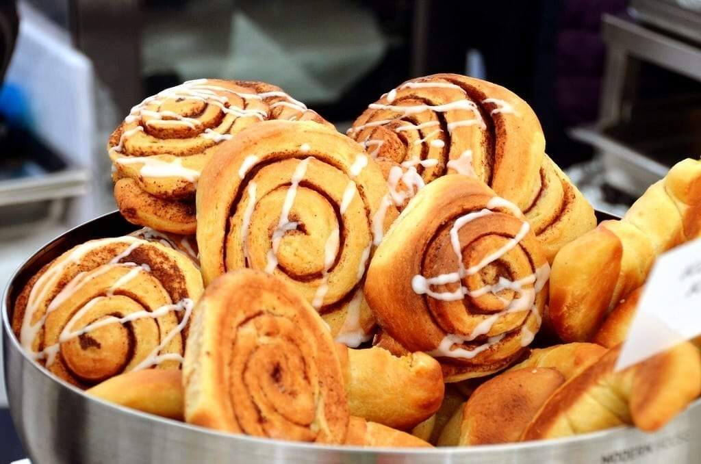 cinnamon rolls Norway