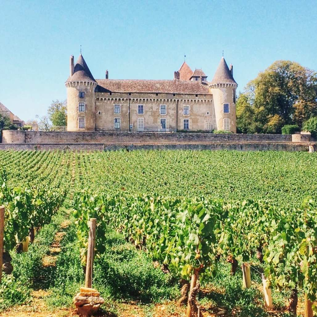 Chateau de Rully France