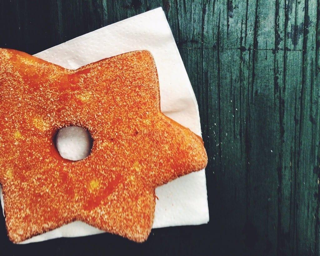 Germany donut