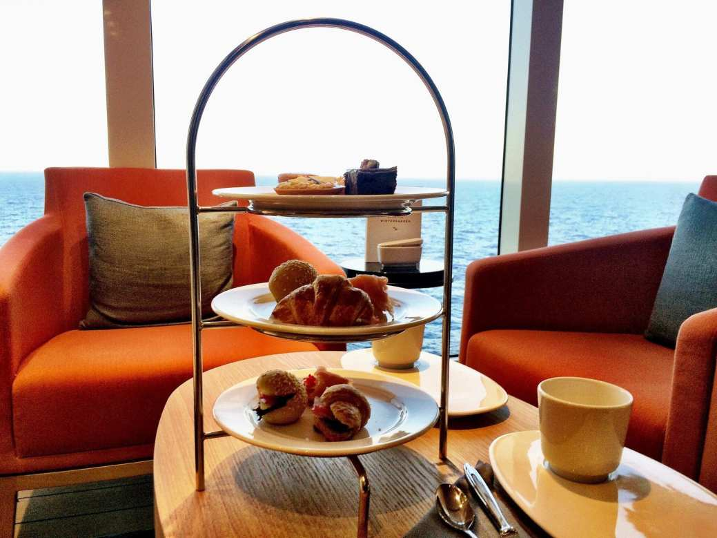 Viking Star Cruise Tea