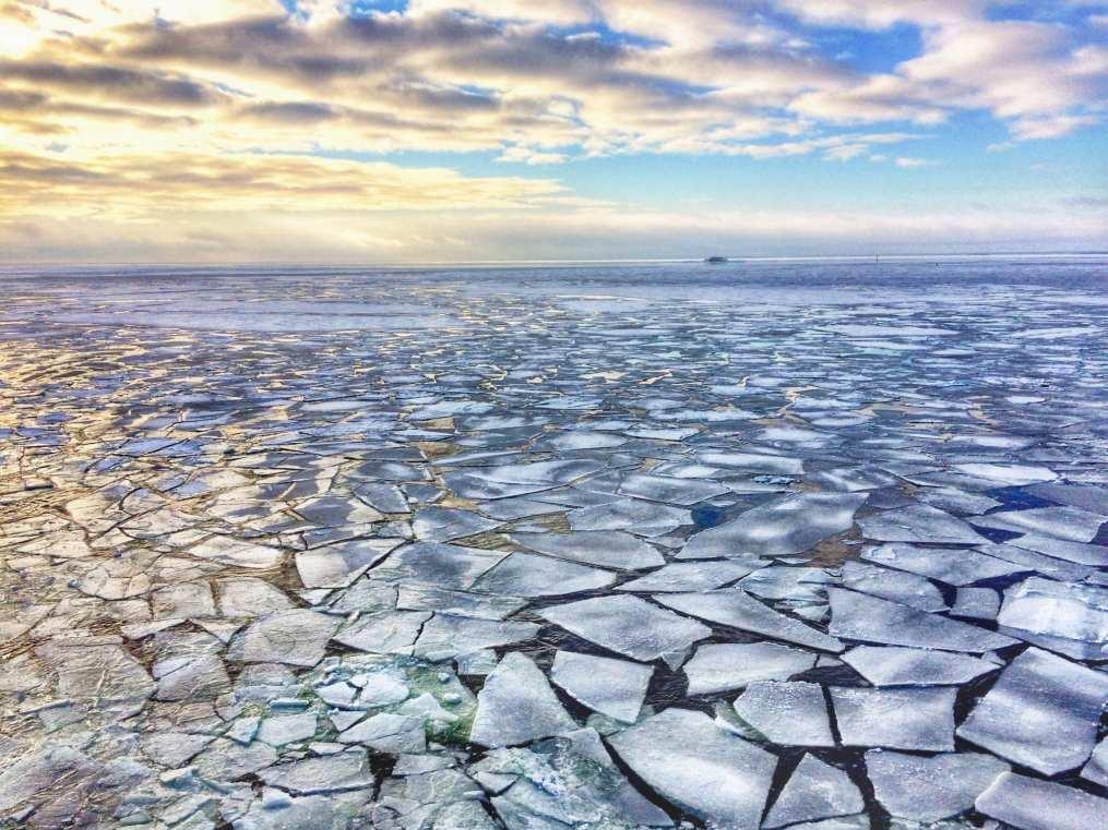 Baltic Sea Finland Estonia