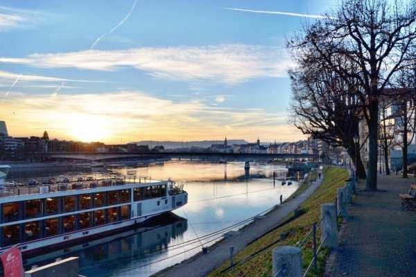 Viking River Cruise Basel Switzerland