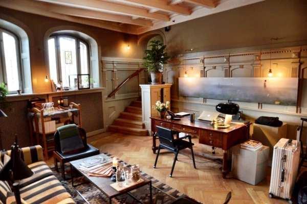 Ett Hem Hotel Stockholm Sweden