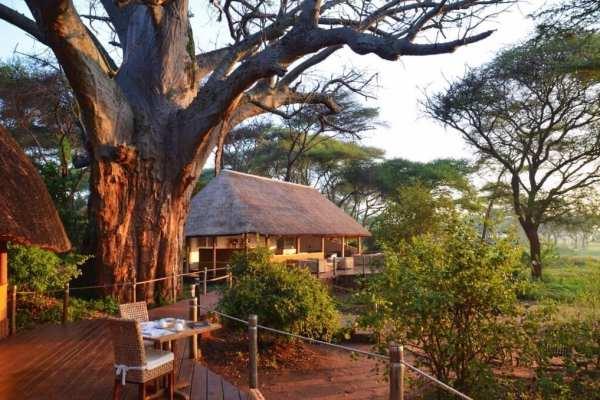 Sanctuary Retreats Swala Campa Tanzania
