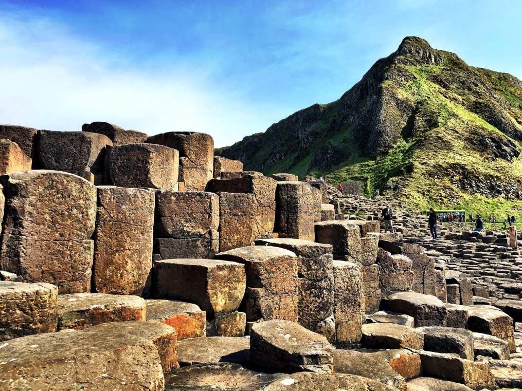 Giant's Causeway Northern Ireland UK