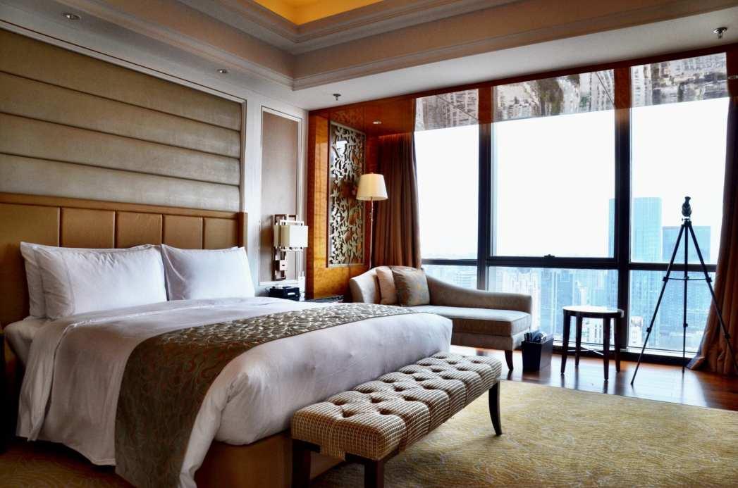 Ritz Carlton Chengdu China