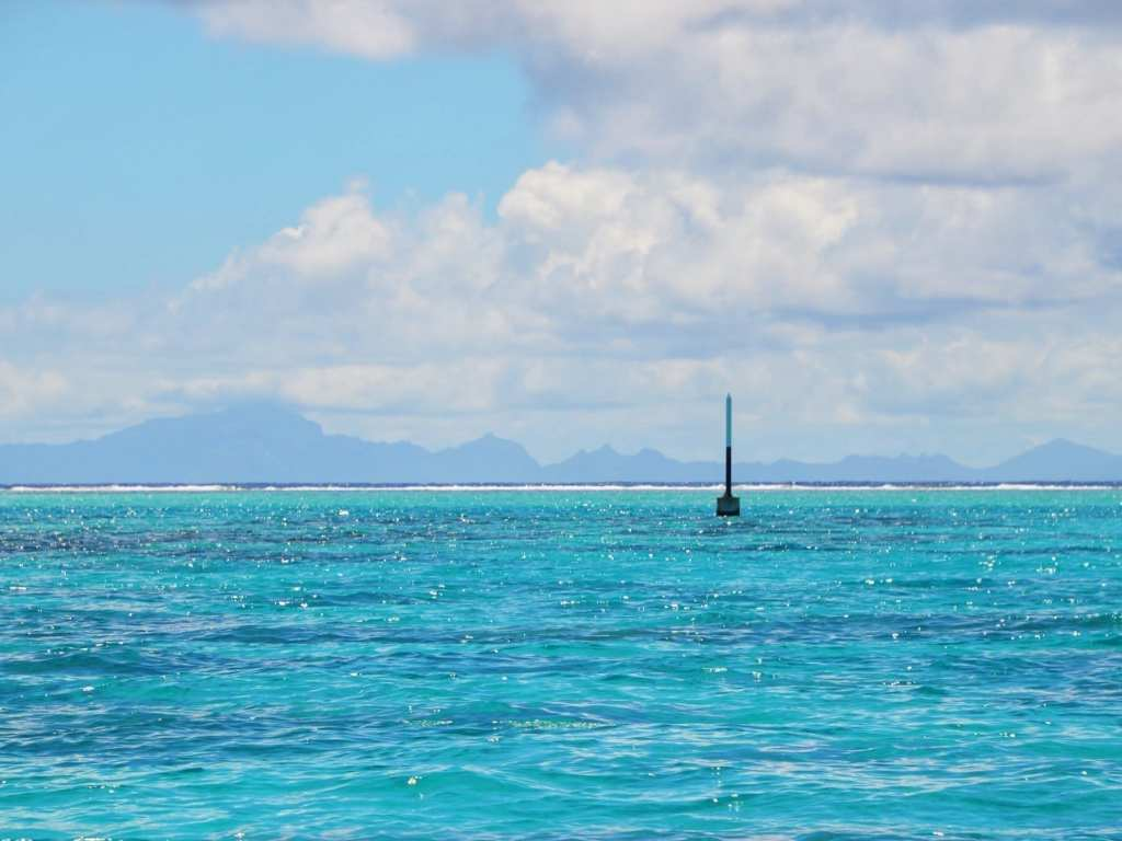 Tahiti South Pacific