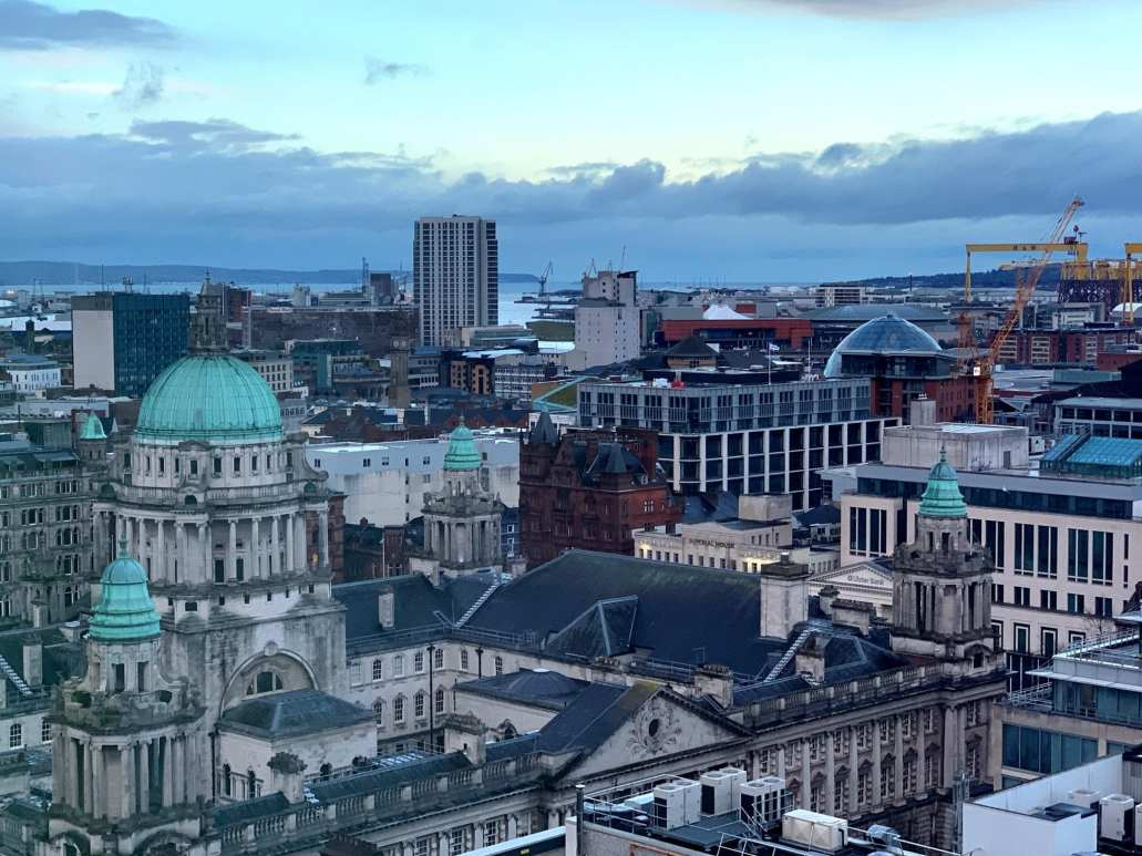 Belfast Northern Ireland UK