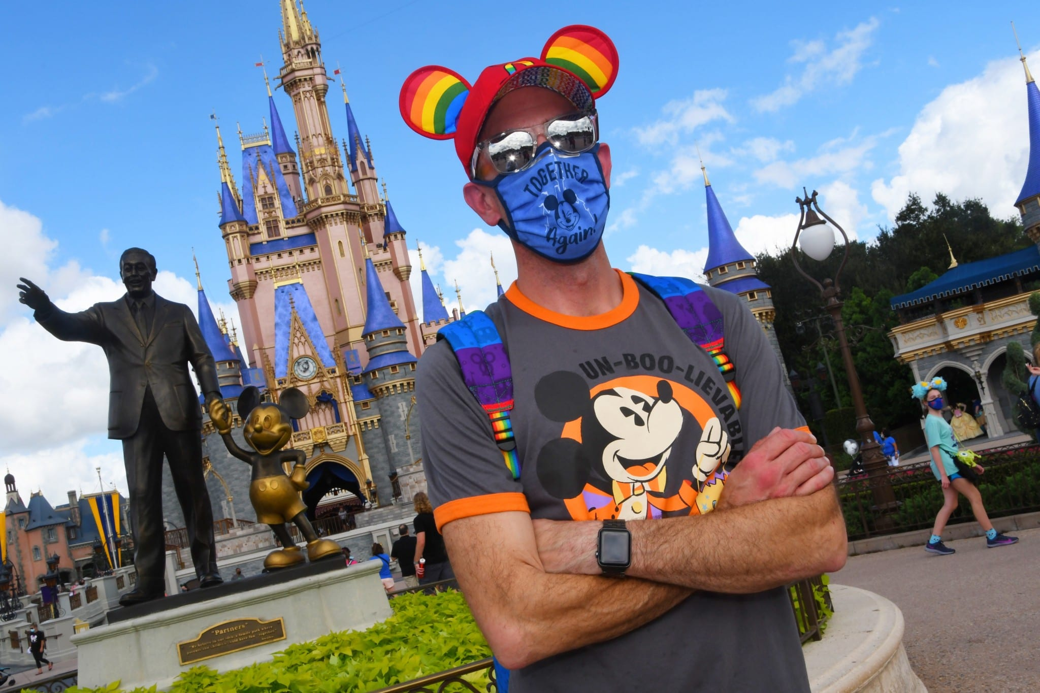 Looking For Magic in 2020: My Pilgrimage to Disney World