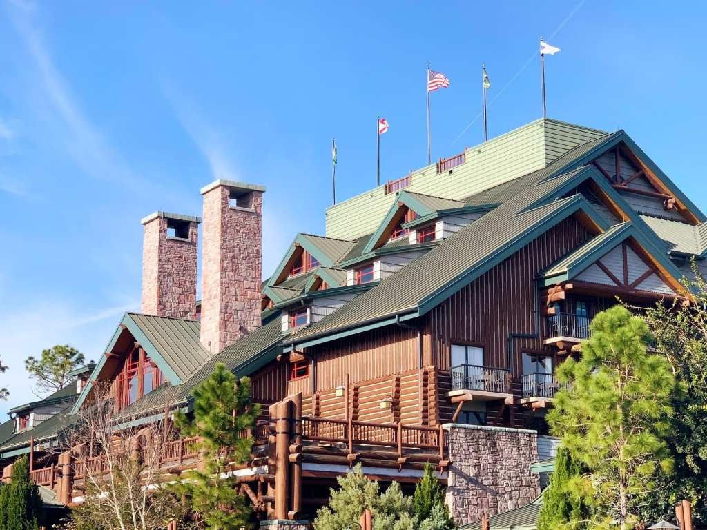 Disney World Florida Wilderness Lodge