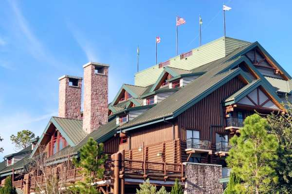 Disney World Florida Wilderness Lodge