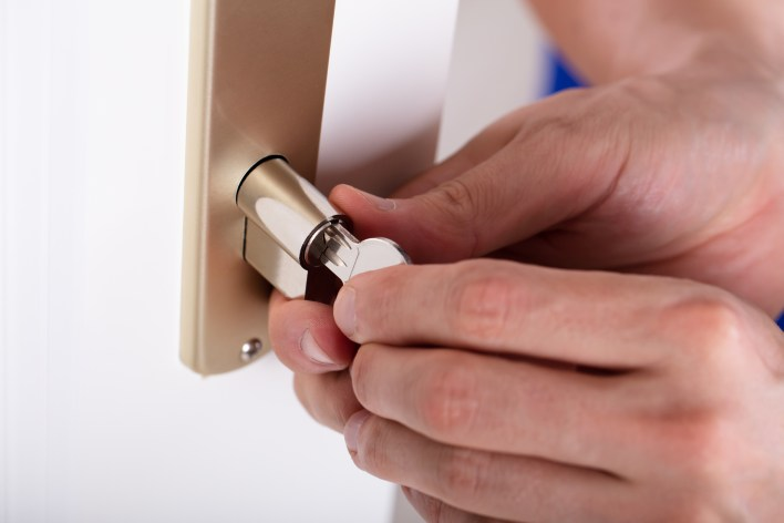Do Landlords Have to Change Locks Between Tenants? Re-keying may be a better alternative.