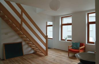 Modern rental apartment