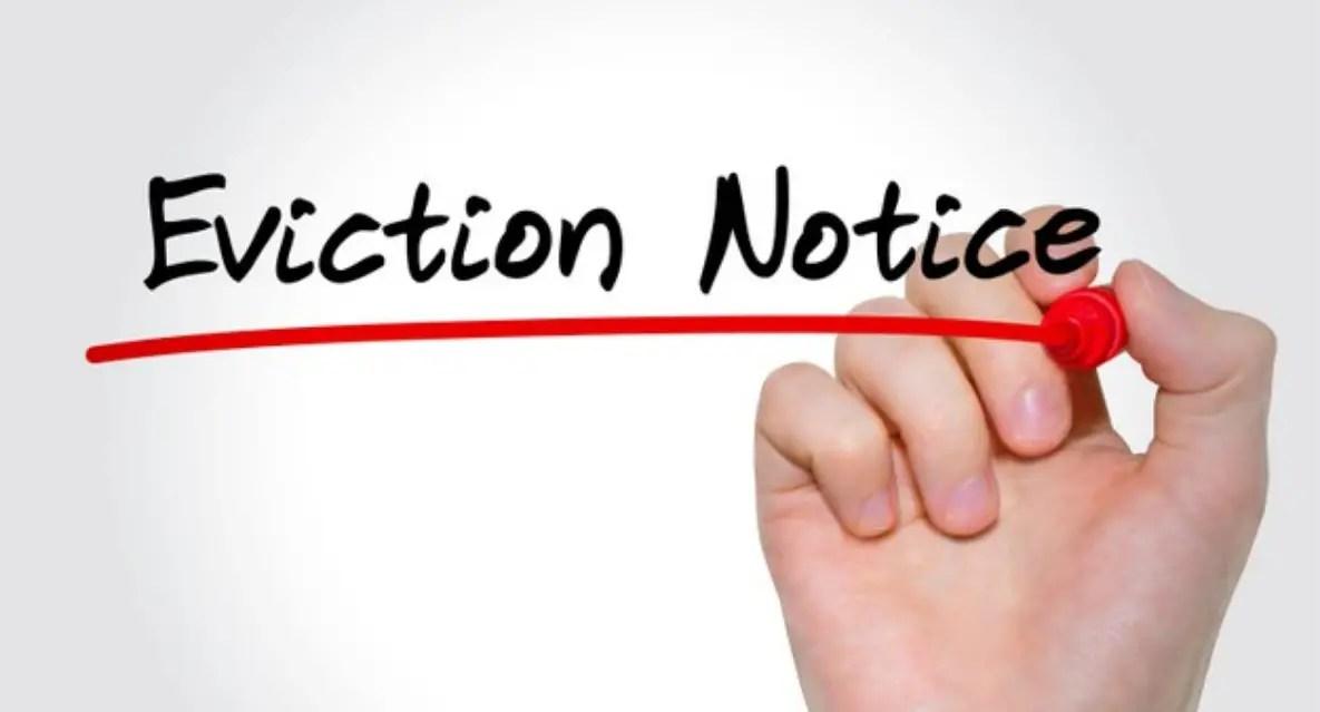 Center for Disease Control eviction moratorium