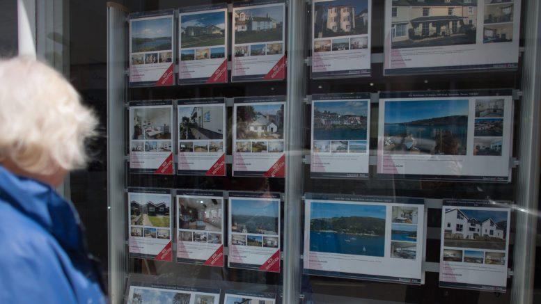 Property shortage