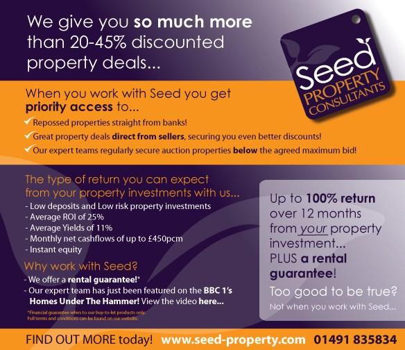 Discount property - Below market value Landlord Knowledge