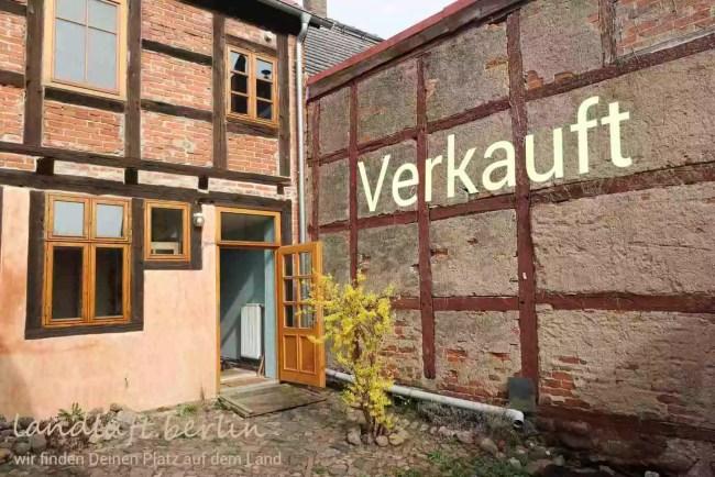 Sonniges Fachwerkhaus in der Uckermark
