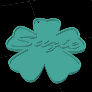Name-Tag Suzie.stl