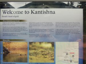 Welcome to Kantishna
