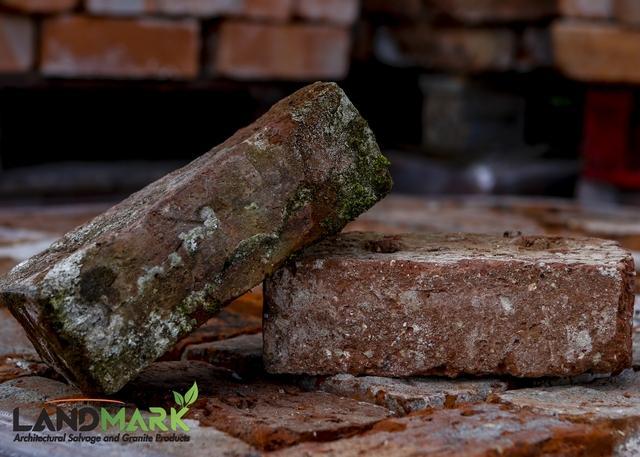 Landmark Architectural Salvage Recycled Bricks
