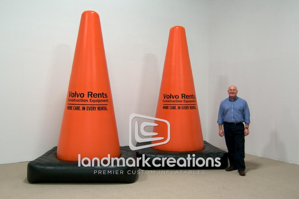 Cone Light Bulb