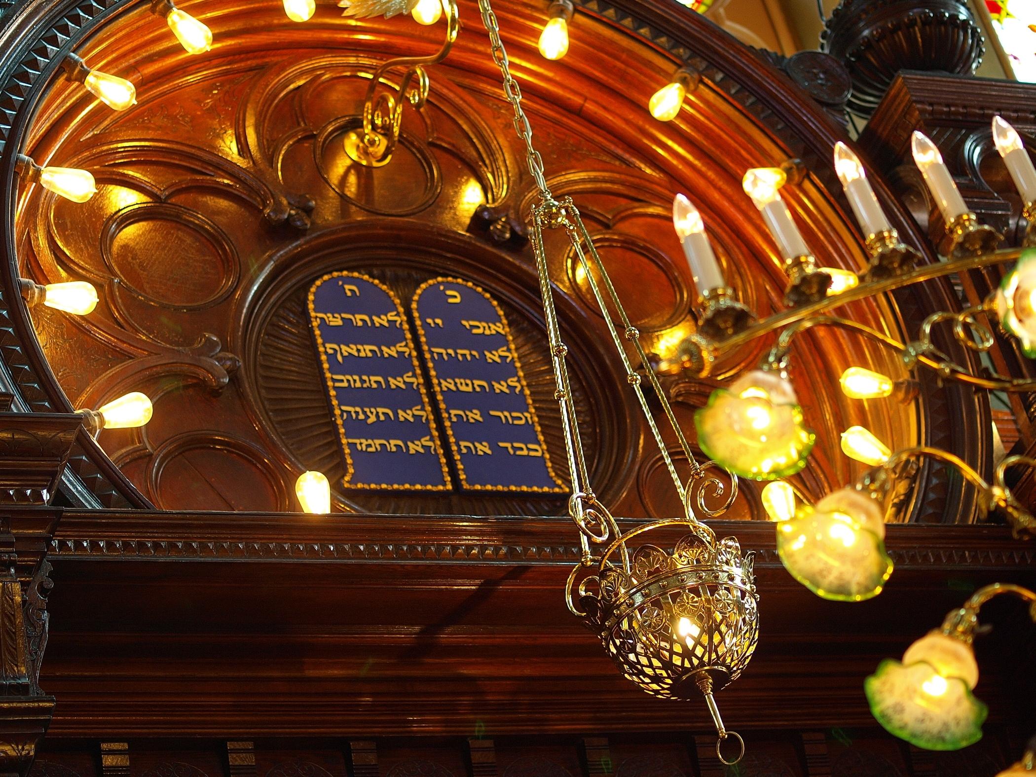 Eldridge Street Synagogue Interior