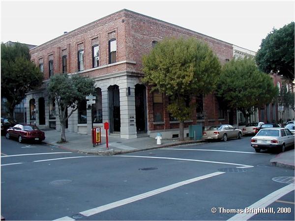 Lucas, Turner & Co Bank, San Francisco, CA
