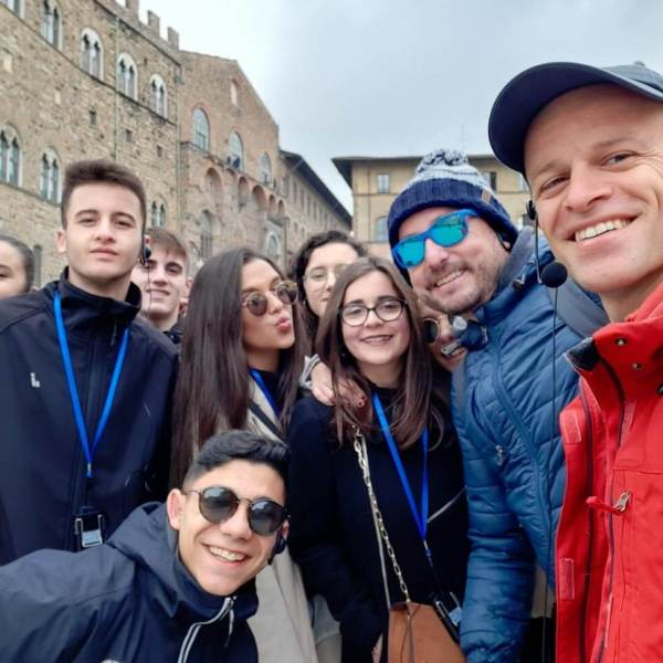 opiniones testimonials review - walking tour - el grand tour - emmanuele guia turistico - tour guide florence