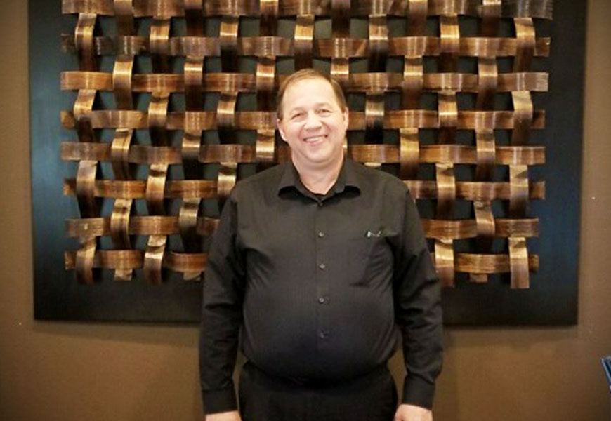 Landmark Suites Hires New General Manager Rich Rowell