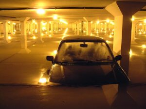 Watch out for used cars with floodwater damage
