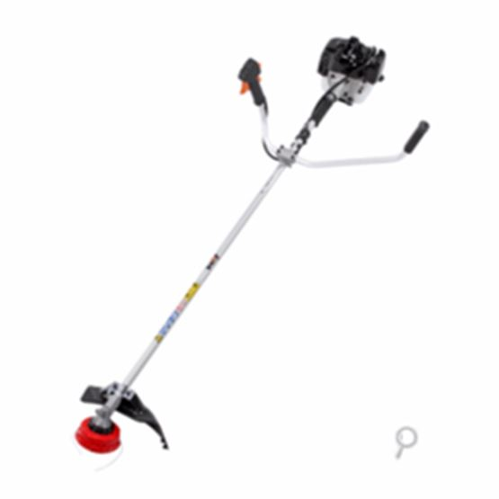 Kawasaki powered TJ 27 Cowhorn Brush Cutter with