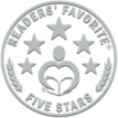 Readers Favorite 5-Star Seal