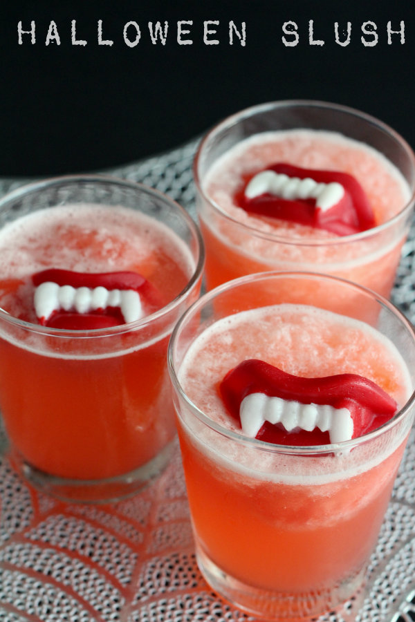 Halloween party punch made the list of my favorite Halloween Party Food Ideas