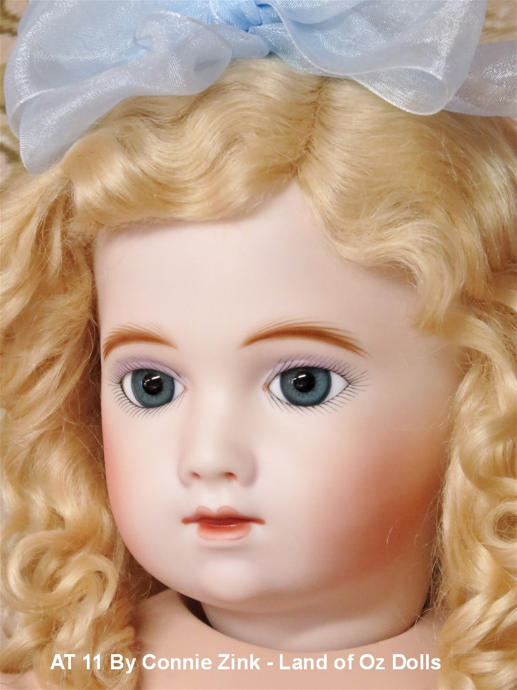 AT 11 By Connie Zink - Land of Oz Dolls