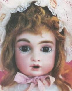 Illustration 6 – Bébé Teteur (Nursing Bru) was one of the most successful of the Bru dolls.
