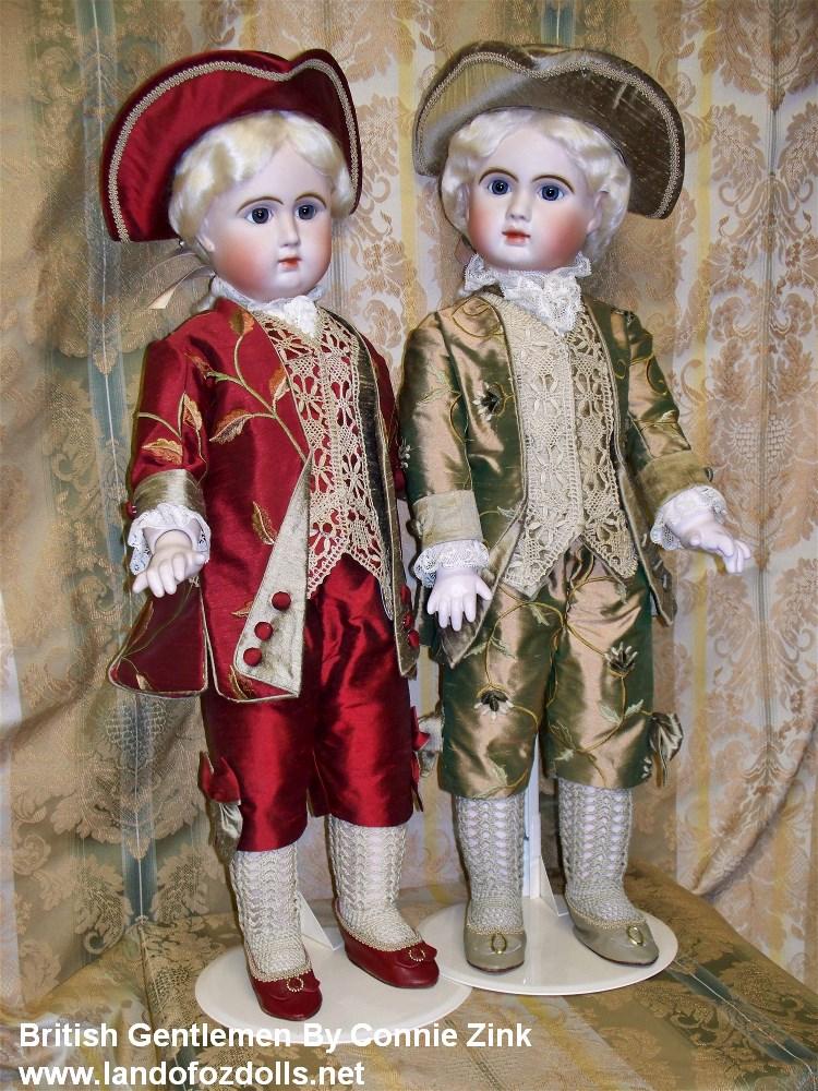 British Gentlemen Jullien and Steiner