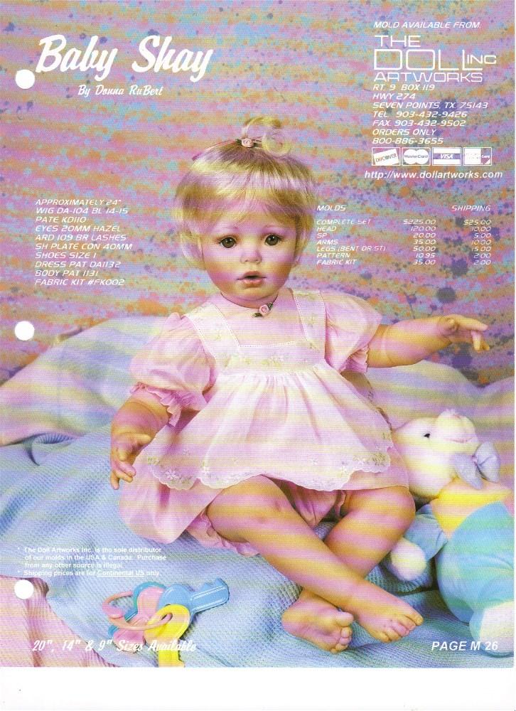 The Doll Artworks Land Of Oz Dolls