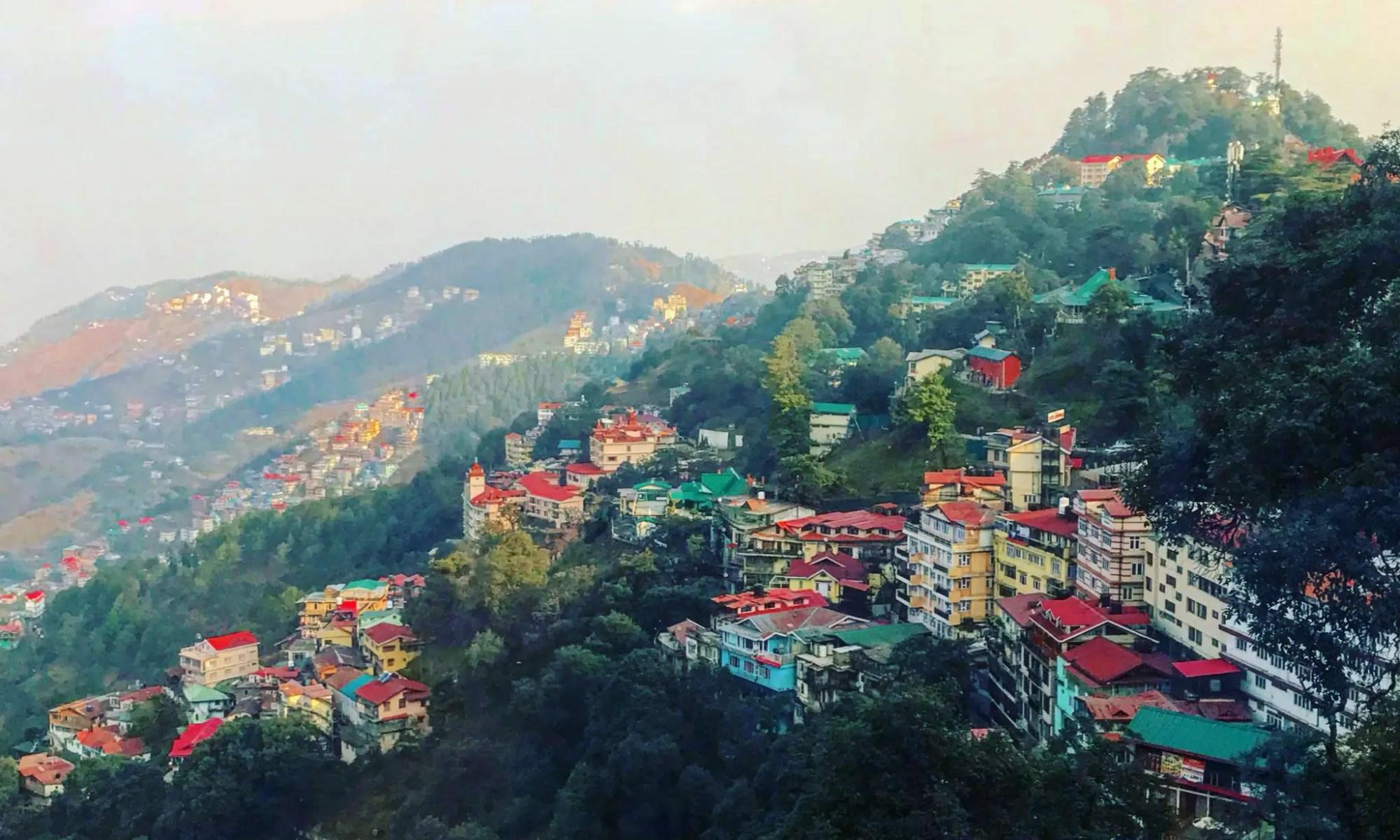 Shimla, North India