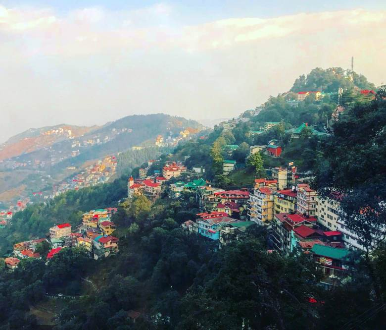 Shimla, North India