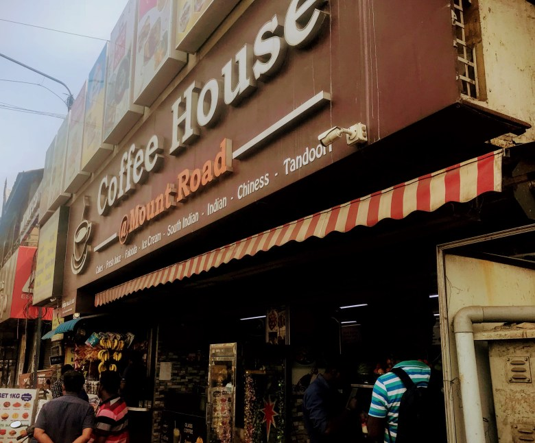 Coffee House, Chennai, Tamil Nadu, India