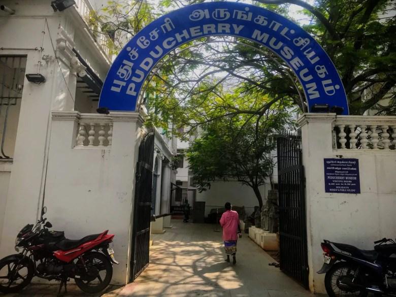 Pondicherry Museum, Pondicherry