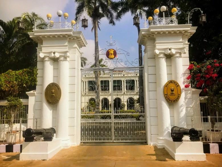 Raj Nivas, Pondicherry