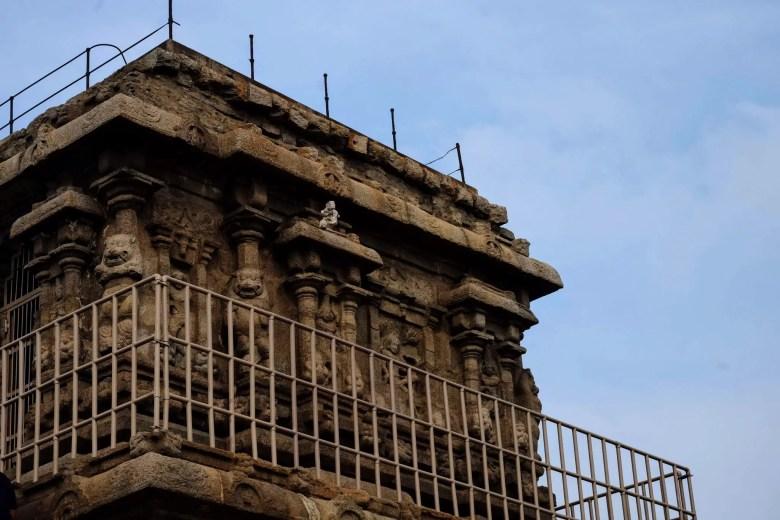 Olakkannesvara Temple, Mahabalipuram, South India