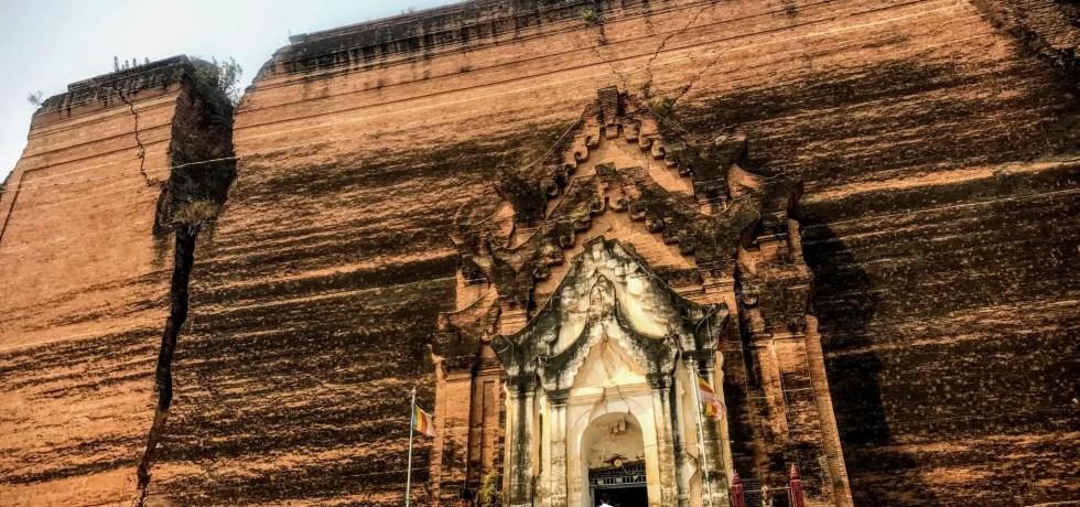Mingun Pahtodawgyi, Myanmar