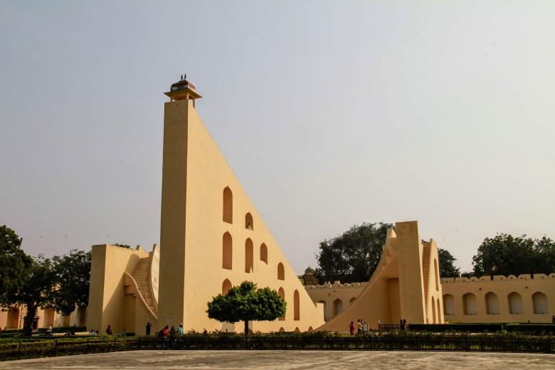 Samrat Yantra, Jantar Mantar, Jaipur