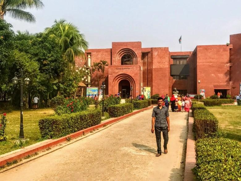 Folk Art and Craft Museum, Sonargaon, Bangladesh