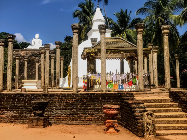 Ambasthala Dagaba, Mihintale, Sri Lanka