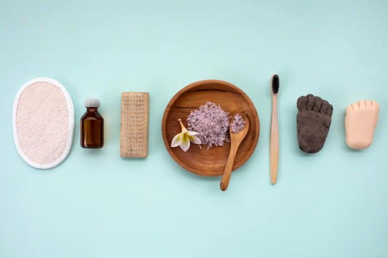 Zero waste cosmetics products