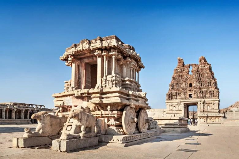 Vijaya Vittala Temple, Hampi, South India
