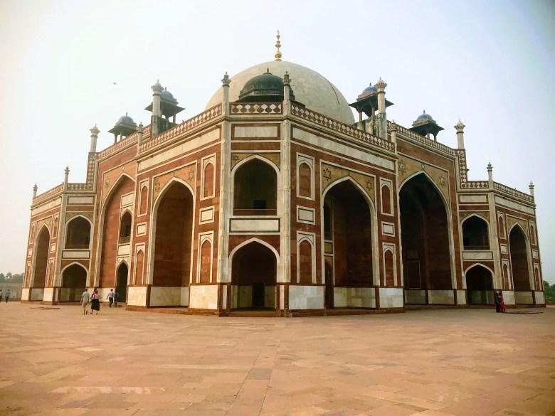 Humayun's Tomb, Delhi, North India